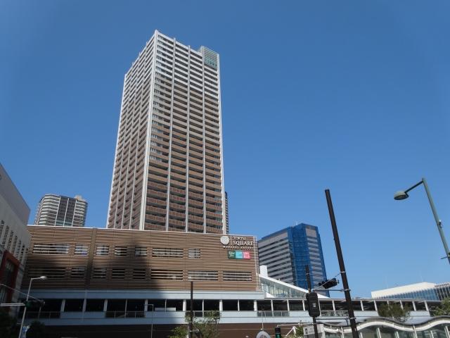 武蔵小杉駅とタワーマンション
